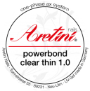 POWERBOND CLEAR THIN 1.0